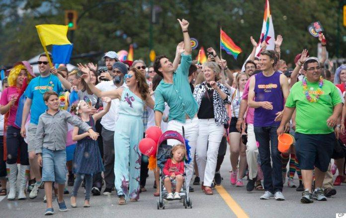 Vancouver Pride Parade 20160731